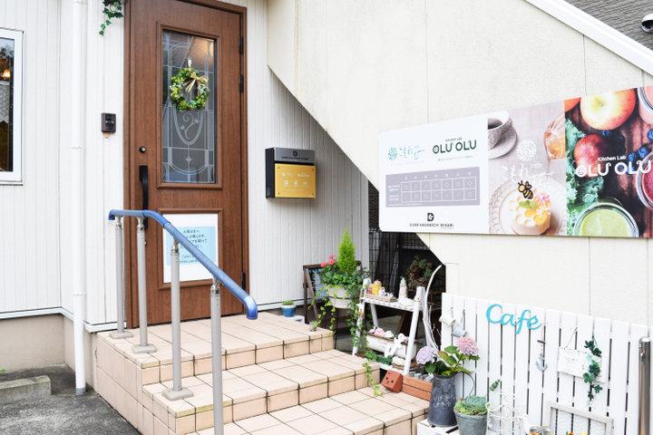 仙台ではめずらしい、チーズケーキ専門のカフェ