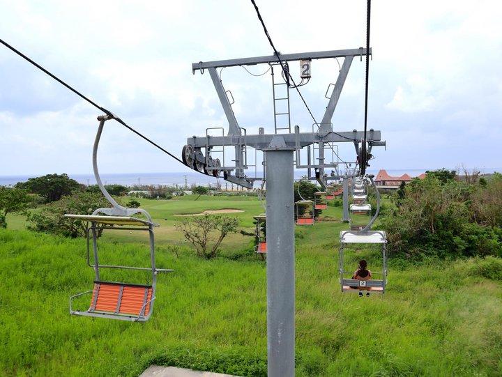 日本最南端の絶景空中散歩「ザ シギラリフト オーシャンスカイ」