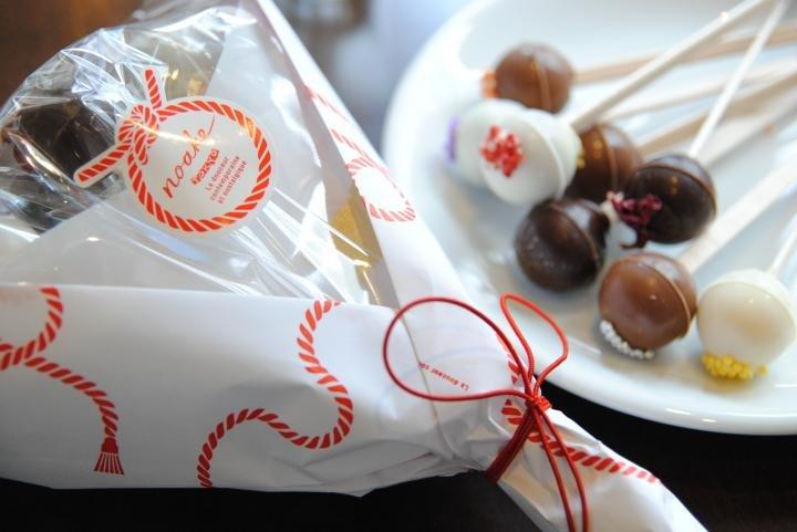 かわいすぎるチョコレートブーケにうっとり♪浅草「ノアケトーキョー」