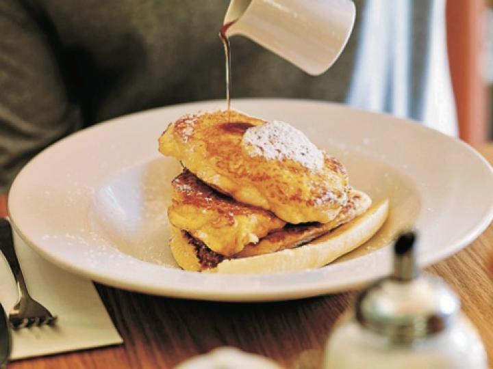 """""""世界一の朝食""""に認められたカフェ「bills」"""