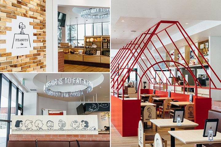 緑豊かな環境にぴったりのカフェメニュー