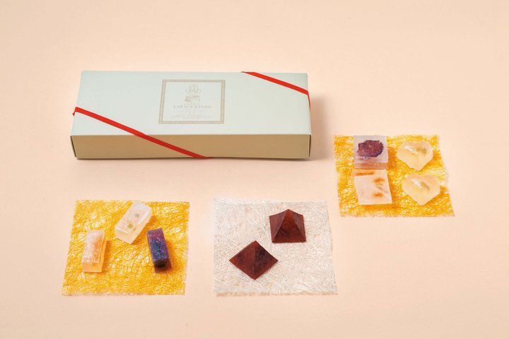 パティシエが手がける和菓子へのオマージュ「エスパス キンゾー」