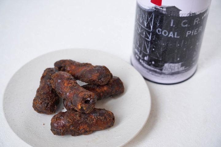 昔懐かしい味わいにほっこり♪「石炭かりんとう」