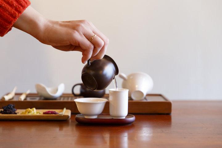【第4位】レトロな木造家屋で台湾茶に癒される/阿佐ヶ谷の専門店「茶嘉葉chacaba」