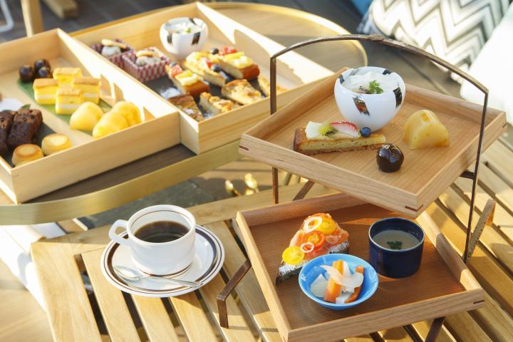 和菓子から薪焼きグリルまで。新名所「京都モダンテラス」の過ごし方