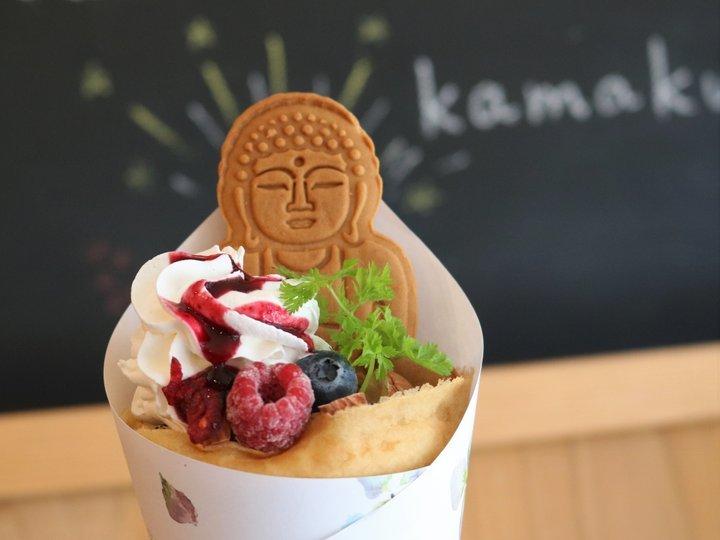 大仏ビスケットへの視線も熱い本格派のコーヒースタンド「KANNON COFFEE kamakura」