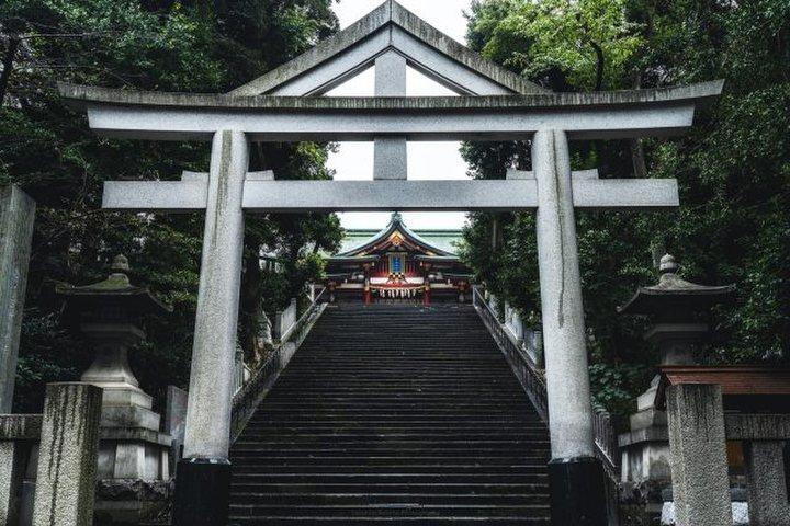比叡山の日吉大社ゆかりの「山王日枝神社」