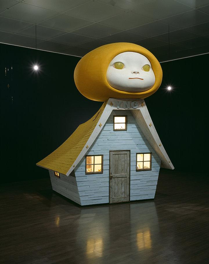 アーカイブ展示 その2:海外で開催された日本の現代美術展「50展」