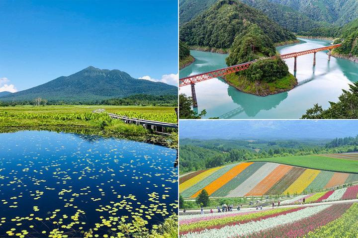 【第1位】見ているだけで旅気分♪いつか行きたい日本の絶景11選|ことりっぷフォト