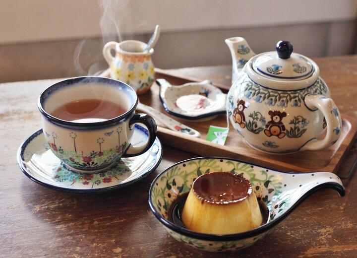 ハンドメイドの愛らしい陶器にひと目惚れ。ポーリッシュポタリー専門店「ピグマリオン商會」