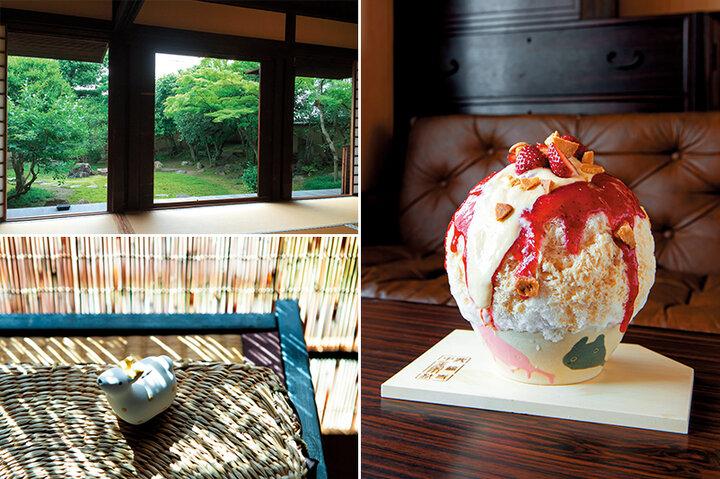 かき氷の聖地「奈良」、新しい出会いがある「尾道」、南国の手仕事をさがしに「沖縄」へ