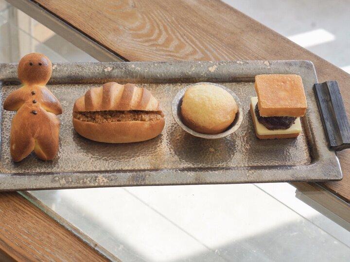アートのような美しくてかわいいパンに癒される /金沢「坂の上ベーカリー」