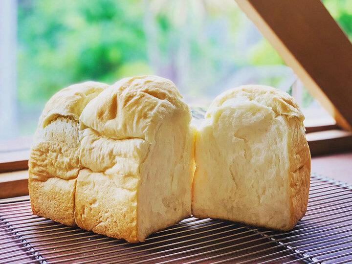 サクッサクッのトースト食パン「夙川ブレッド」