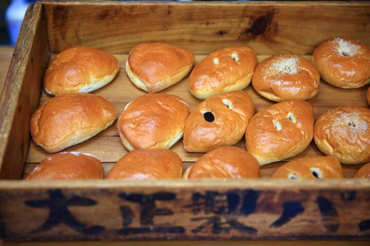 100年続く、素朴で懐かしいパン屋さん。地元の人が毎日のように通う京都・西陣の「大正製パン所」