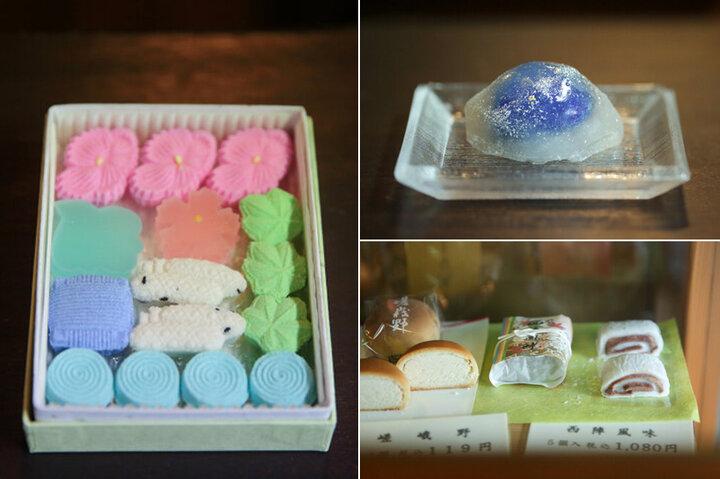 美しくて愛らしい和菓子がたくさん!京都・西陣の地で茶人から観光客まで愛され続ける老舗和菓子店「千本玉壽軒」