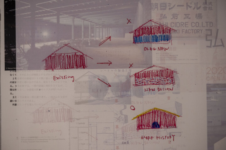 未来の弘前市民へバトンを繋ぐ。それがこの美術館の役割だから