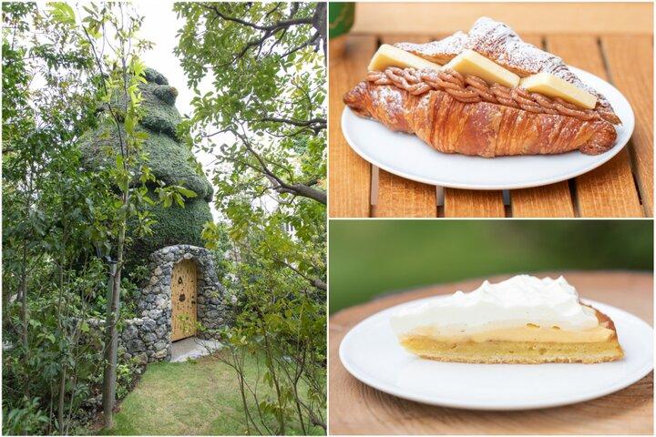 緑に囲まれて、できたてスイーツを!京都の人気洋菓子店 「マールブランシュ 」が複合施設「ロマンの森」をオープン