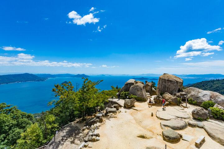 もうひとつの世界遺産・弥山で幸せハイキング