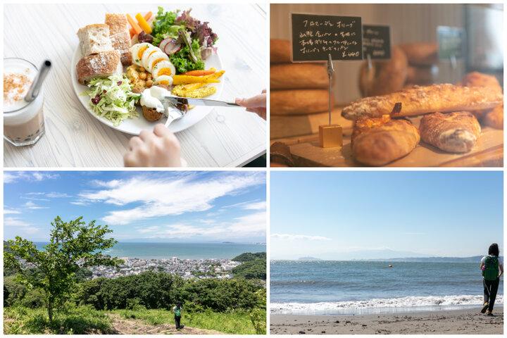湘南の海山さんぽで立ち寄りたい。アルチザンスタイルのベーカリーカフェ「HAYAMA BREAD Club」