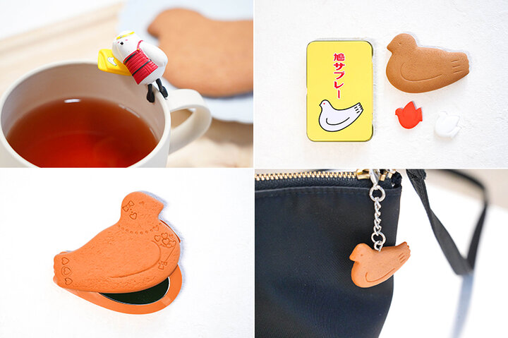鳩サブレーの洒落っ気をお土産に♪鎌倉「豊島屋・ひみつの鳩コレクション」