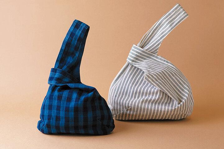 【三重県津市】「丸川商店」の手さげ袋で、ちょっとした外出に日本の「粋」をプラス