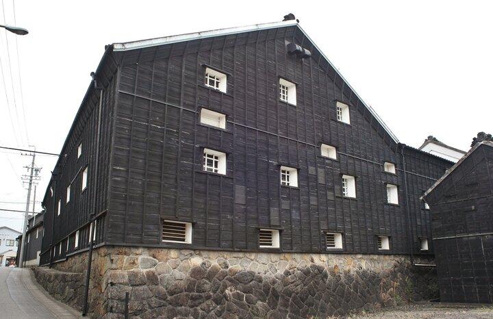 日本一古いみりん蔵も残る醸造の町、碧南