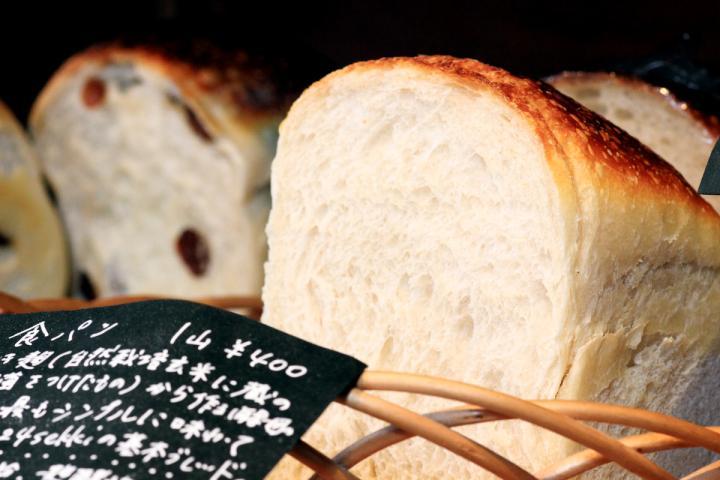 和食と相性がいい麹酵母のパン