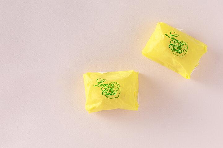 レモン生産日本一の瀬戸田発。甘酸っぱい「れもんケーキ」