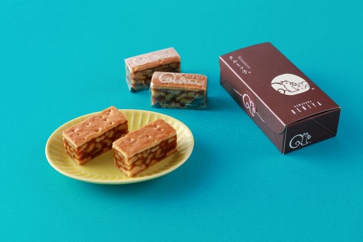 【第8位】カリッとナッツがキャラメルにマッチした焼き菓子「クルミッ子」/神奈川県