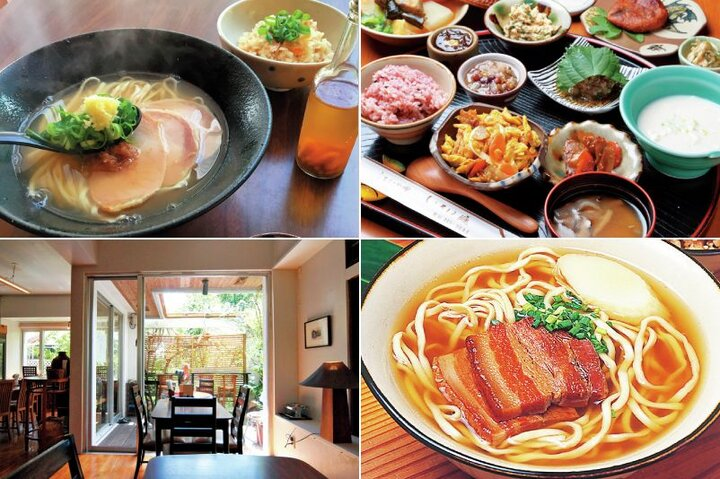 すてきな空間も楽しみたい、沖縄・首里で味わうとっておきランチ3選