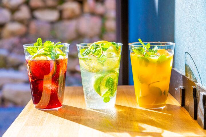 フルーツたっぷりの爽やかなモヒートが話題!神戸・有馬温泉のおしゃれバー「Cinq. Bar du SAKE」