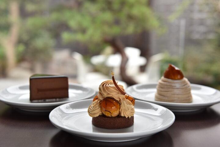 フレンチの巨匠が手がける 四谷「Café mikuni's」でランチとケーキをカジュアルに
