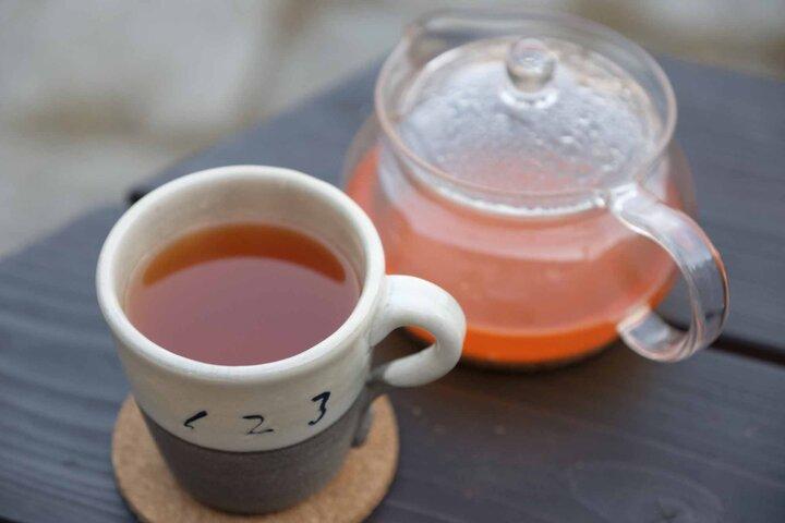 知る人ぞ知るビワのメニューが味わえる「蜂の駅ひふみ養蜂園 café123」