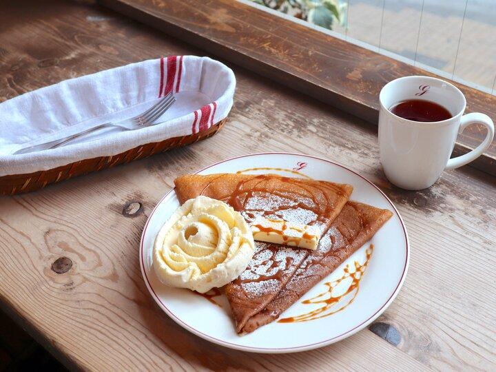 古き良きフランス伝統の味♪喧騒を離れた渋谷で味わうガレットとクレープ「Galettoria」