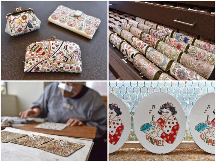 江戸時代の伝統技を受け継ぐ革小物がかわいい♪ 浅草・文庫屋 「大関」