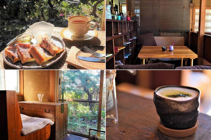 暖かい日差しがとどく縁側でまったり過ごす古民家カフェ♪横浜「ワエンダイニング」