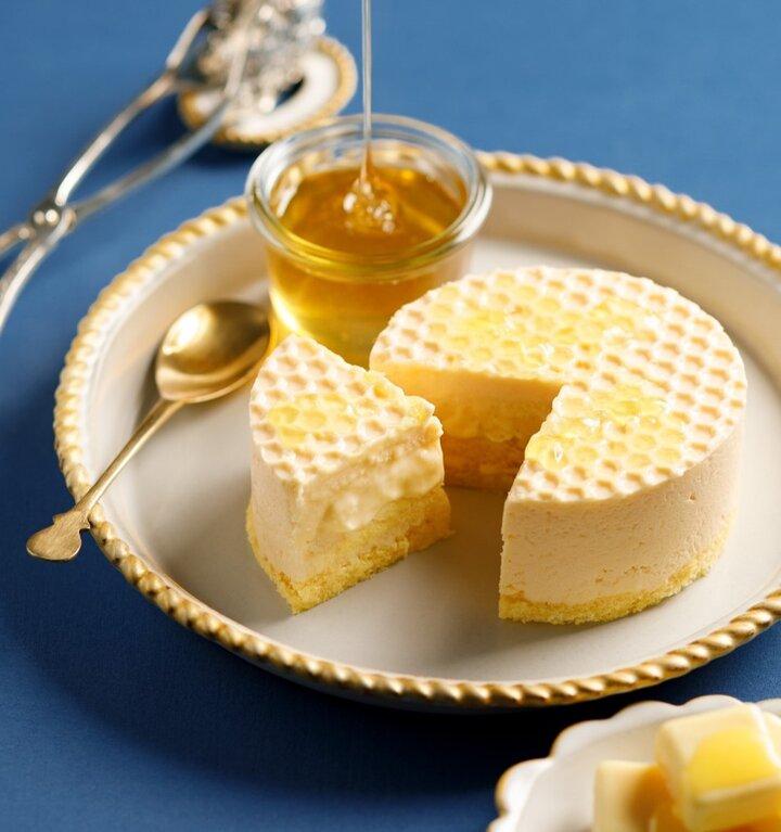 バターケーキの概念を覆す、驚きの口どけ
