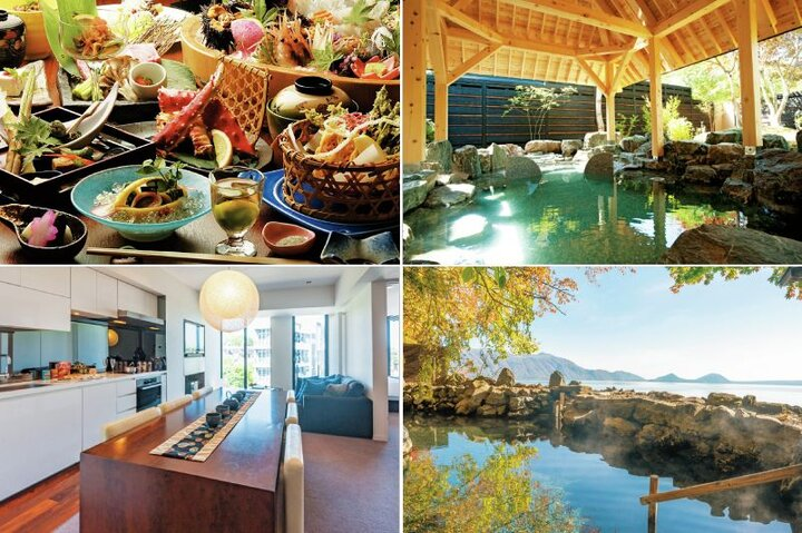 【4】ニセコ・支笏湖エリアでくつろぎ宿にお泊まり