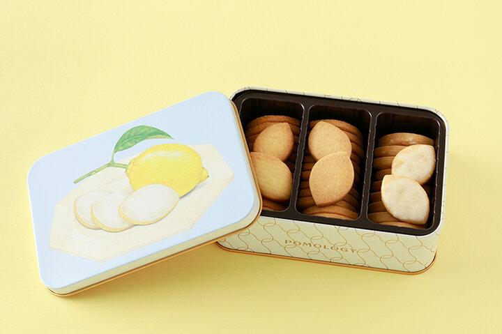 サクッと軽い食感。レモンの風味が爽やかなPOMOLOGY「クッキーボックス レモン」/東京都