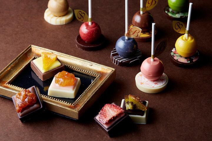 日本のショコラ専門店による新スタイルの路面店