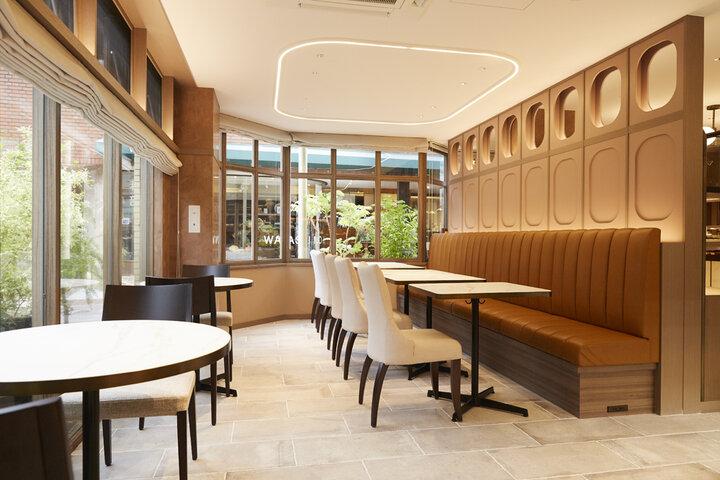チョコレートの香りに包まれる幸せな空間「カフェ ベルアメール」