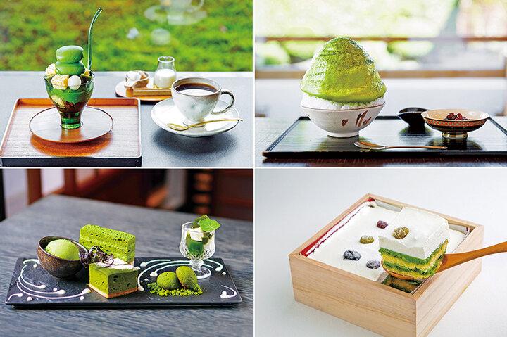 【一度は食べたい】本来の味を感じる本格的な京都の抹茶スイーツ7選。絶品お取り寄せティラミスも
