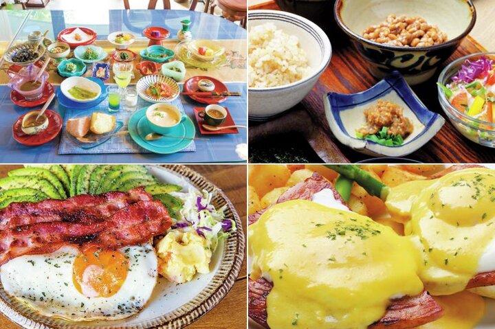 おいしいモーニングでパワーチャージ。島の味がぎゅっとつまった沖縄の朝ごはん