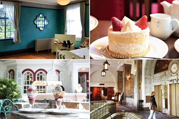 英国式洋館カフェや老舗ホテルまで♪心がときめくクラシカルな横浜さんぽ