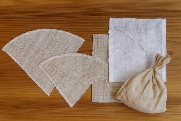 手織麻を現代の暮らしに寄り添うアイテムに