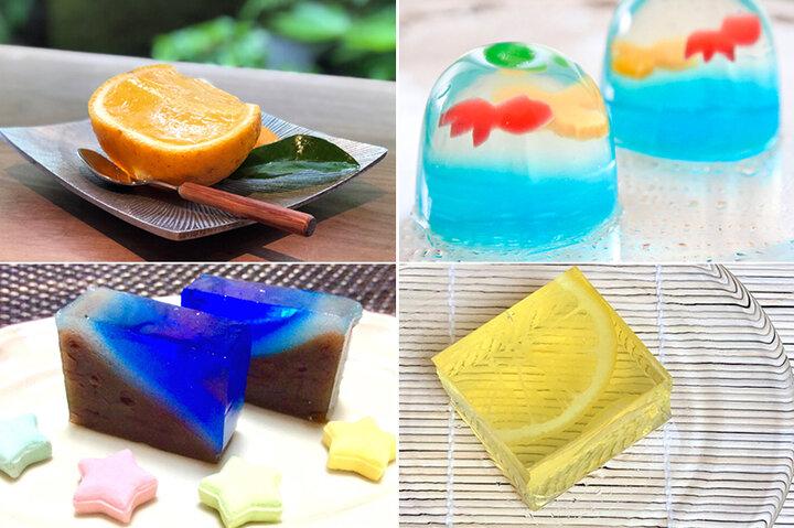 京都の夏をおうちでも♪ 夏限定の手土産&お取り寄せ6選