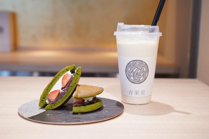 新食感のフルーツどら焼きも♪和風フルーツパーラー「EBISU 青果堂」が東京・恵比寿にオープン!