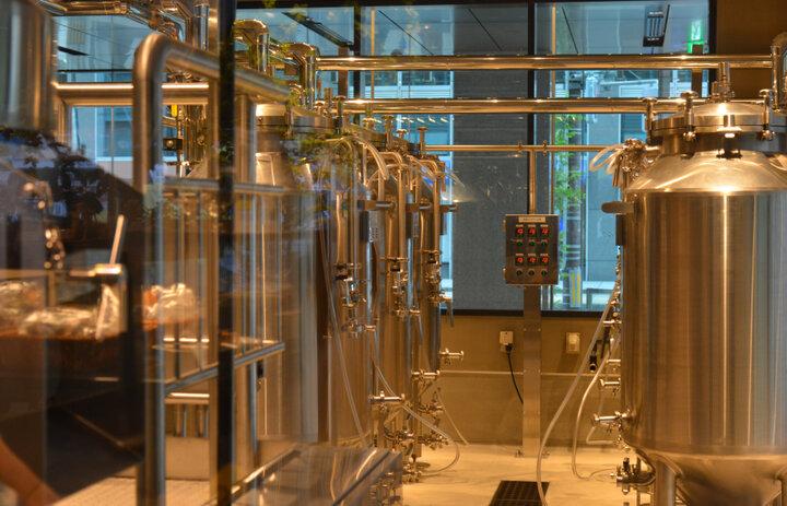 造りたてを味わえる! クラフトビール醸造所