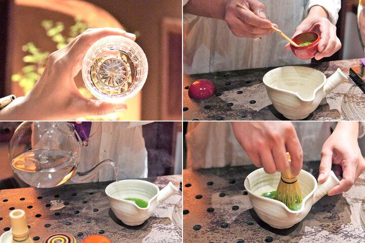 極上の一服をたしなむために作られた江戸切子グラス