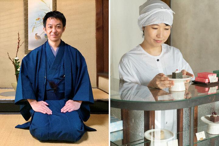 ゲストは京都学講師の若村亮さん×甘党茶屋梅園3 代目の西川葵さん